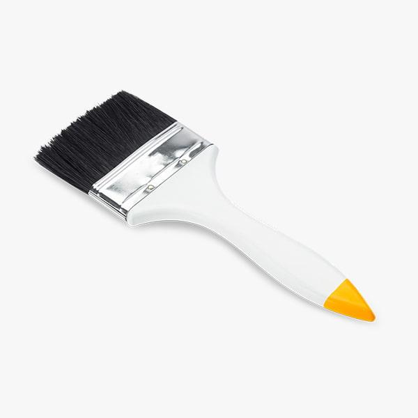 Manual paint brush